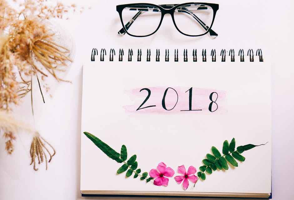 2018 Is Here!