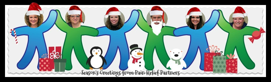 Happy Holidays from Pain Relief Partners!